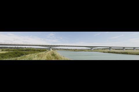 A27 arundel b floodplain viaduct crop